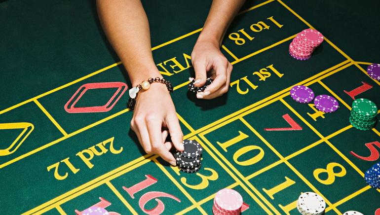 European Roulette Online Play Free Demo