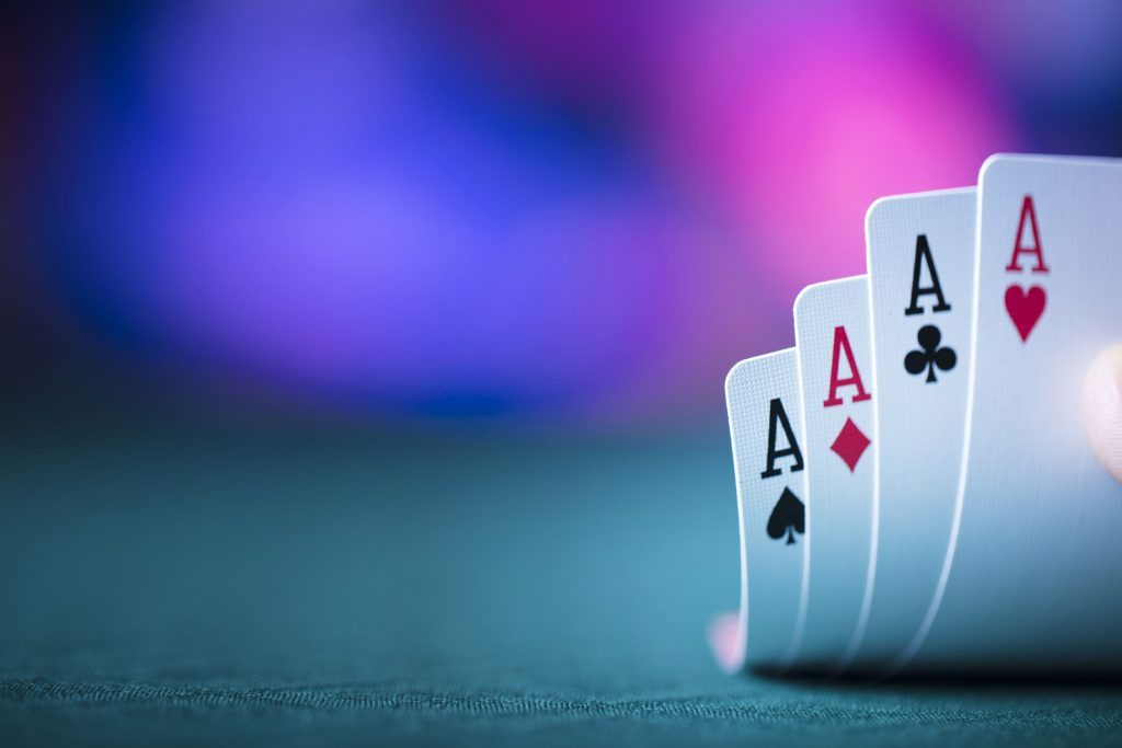 Poker Online Strategy - Considering A Poker Player - Gambling