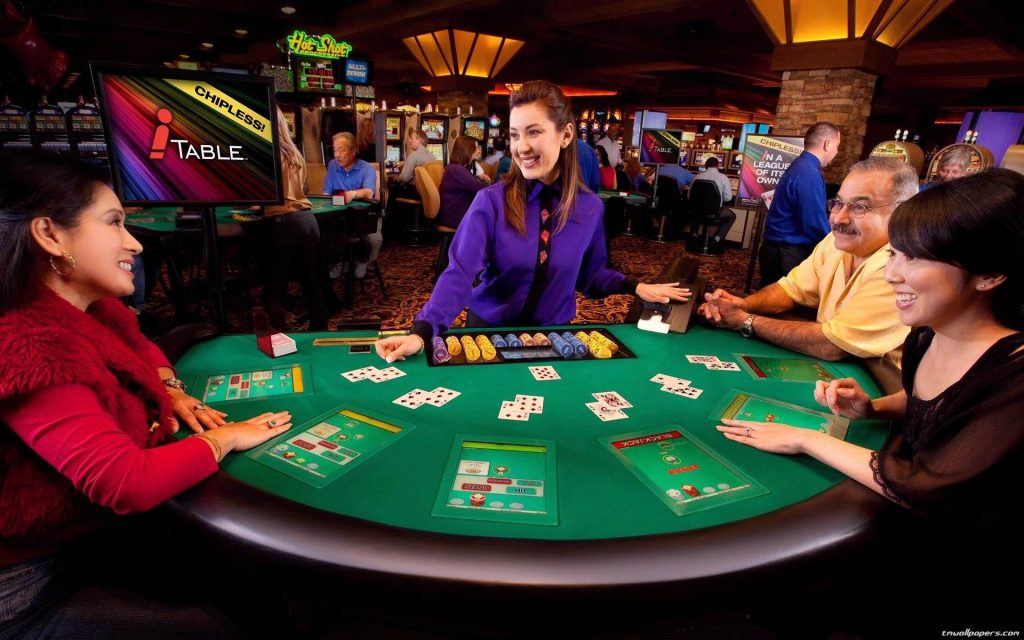 Thoughts Blowing Strategy On Casino Poker